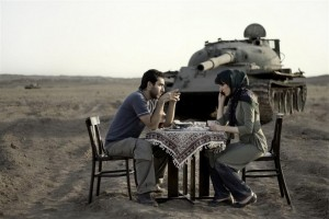 "Gohar Dashti ""Today's life and war"" 2008"